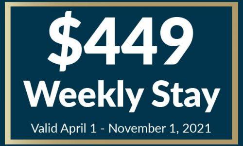 Tampa Special 449 week